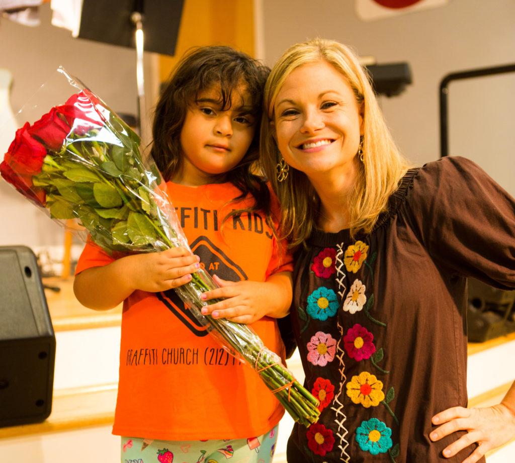 Tonya Wilkerson: Graffiti Children's Director