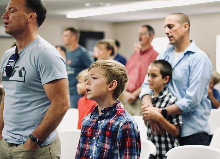 New Calif. church plant reaching Marines
