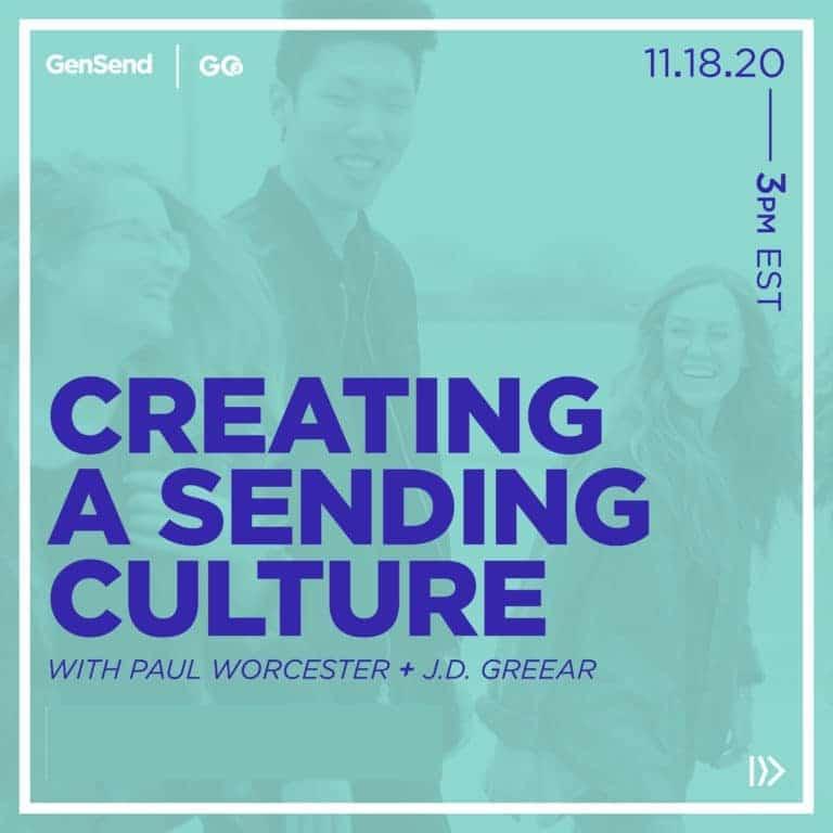 """NAMB webinar helps collegiate leaders create """"sending culture"""" in ministries"""